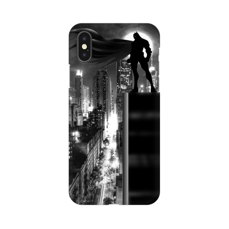 Batman Dark Knight Apple iPhone Xs Mobile Cover Case