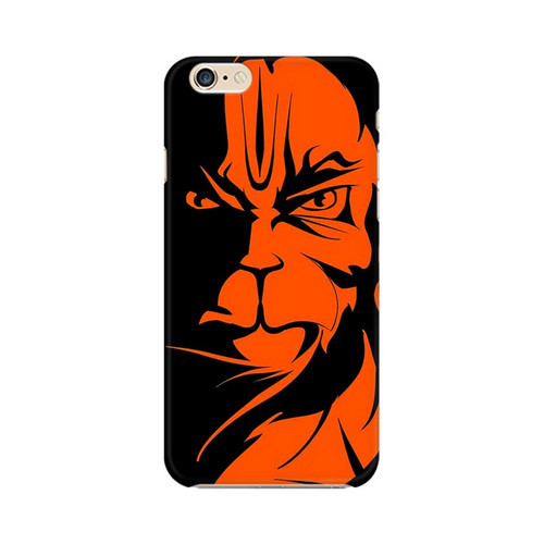 Angry Hanuman Apple iPhone 6S Mobile Cover Case