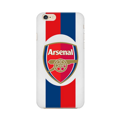 Arsenal Apple iPhone 6 Plus Mobile Cover Case