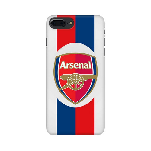 Arsenal Apple iPhone 8 Plus Mobile Cover Case