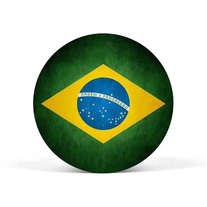 Brazil National Team Pop Socket Grip Mobile Holder