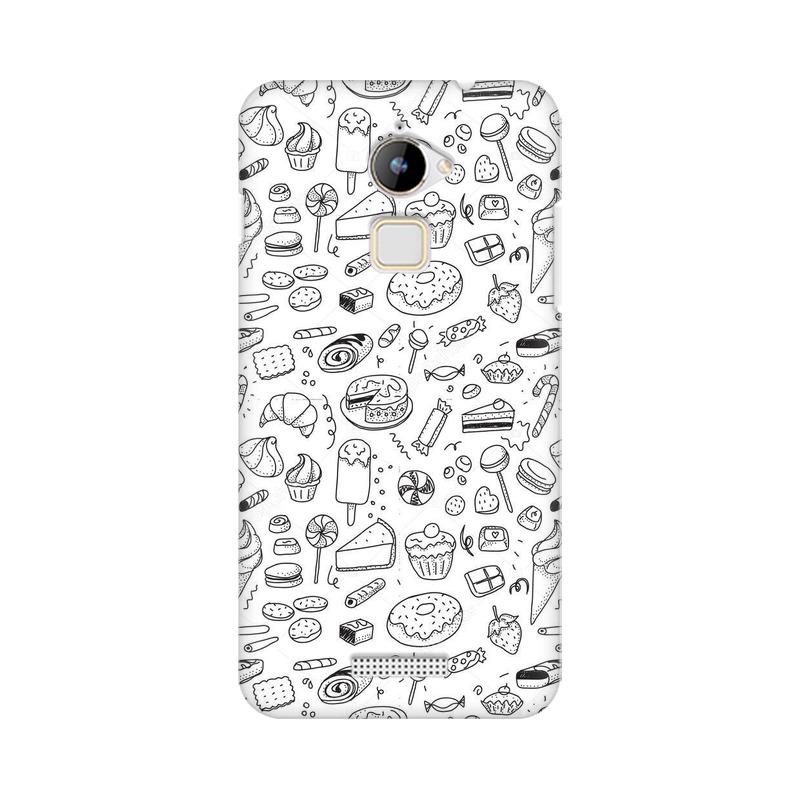 Junk Food Sprint Coolpad Note 3 Lite Mobile Cover Case - Jooari