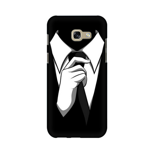 Anonymous Tie Samsung Galaxy A7 (2017) Mobile Cover Case