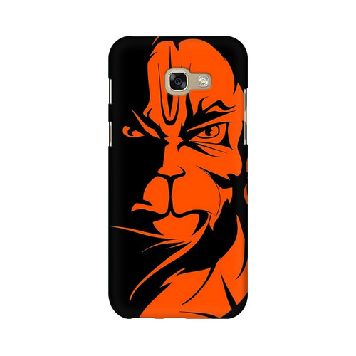 Angry Hanuman Samsung Galaxy A7 (2017) Mobile Cover Case