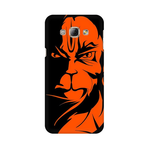 Angry Hanuman Samsung Galaxy A8 Mobile Cover Case