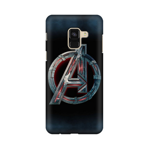 Avengers Samsung Galaxy A8 Plus Mobile Cover Case