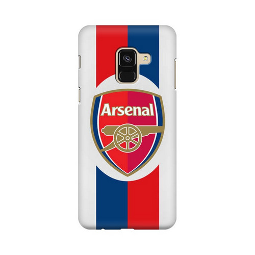 Arsenal Samsung Galaxy A8 Plus Mobile Cover Case