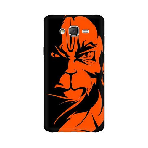 Angry Hanuman Samsung Galaxy J7 (2016) Mobile Cover Case