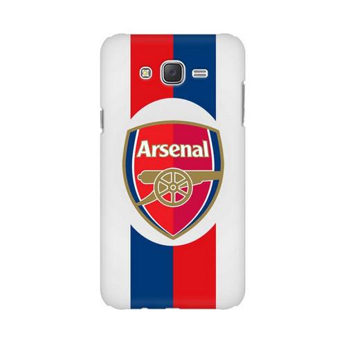 Arsenal Samsung Galaxy J7 (2016) Mobile Cover Case