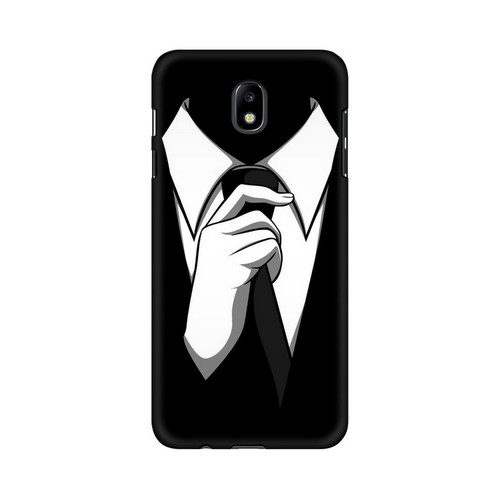 Anonymous Tie Samsung Galaxy J7 Pro Mobile Cover Case