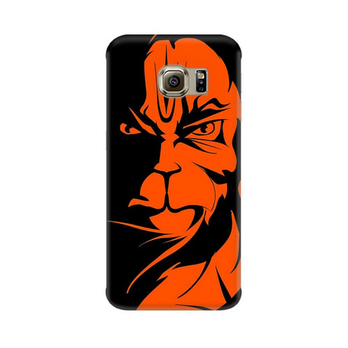 Angry Hanuman Samsung Galaxy S6 Mobile Cover Case