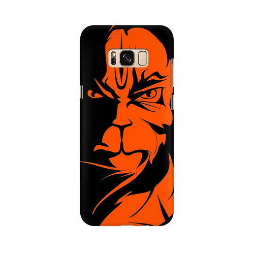 Angry Hanuman Samsung Galaxy S8 Mobile Cover Case