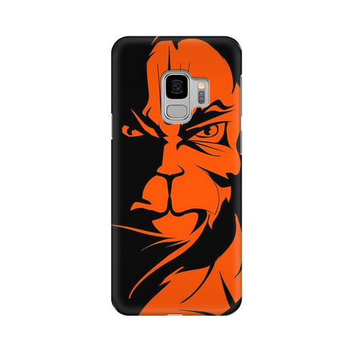Angry Hanuman Samsung Galaxy S9 Mobile Cover Case