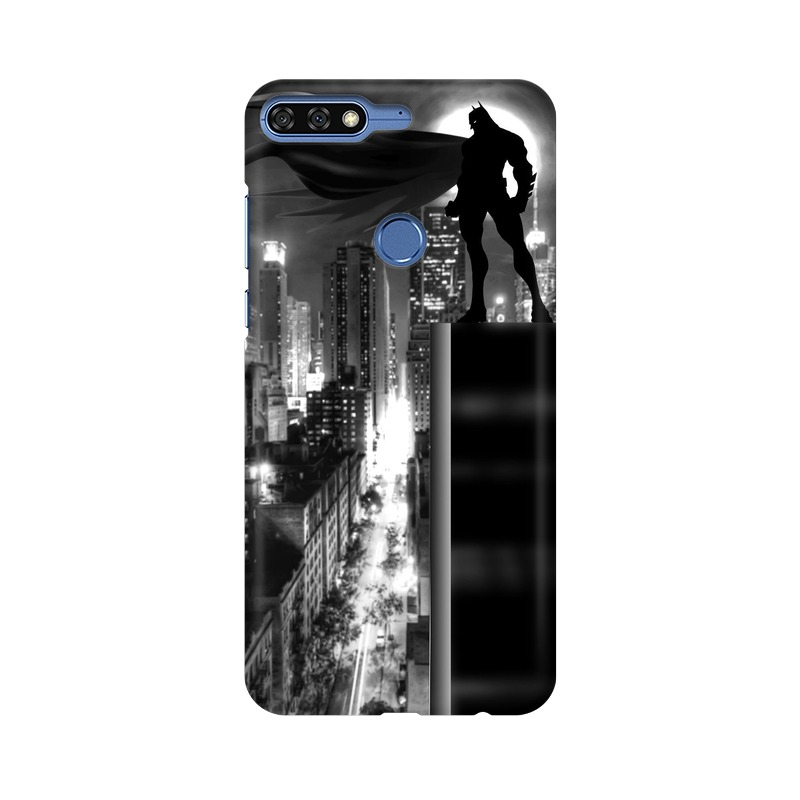 Batman Dark Knight Huawei Honor 7C Mobile Cover Case