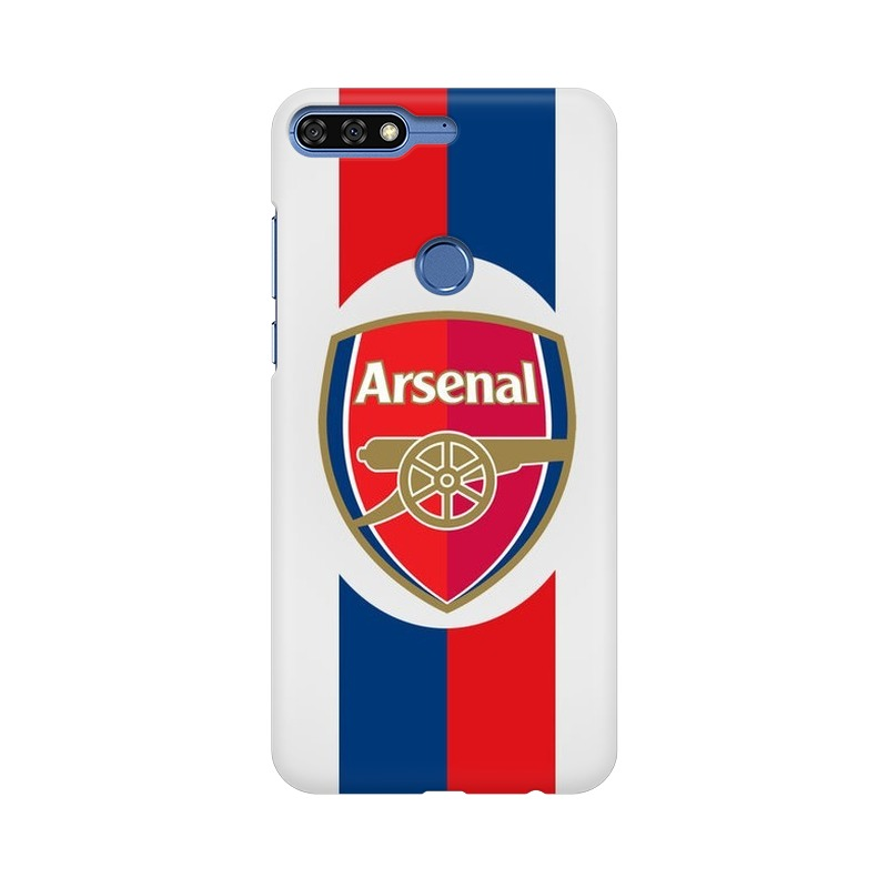 Arsenal Huawei Honor 7C Mobile Cover Case