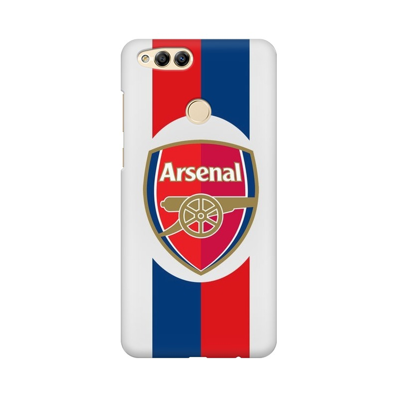 Arsenal Huawei Honor 7X Mobile Cover Case