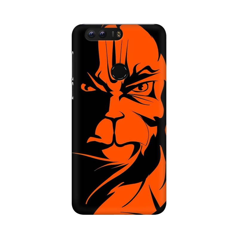 Angry Hanuman Huawei Honor 8 Mobile Cover Case