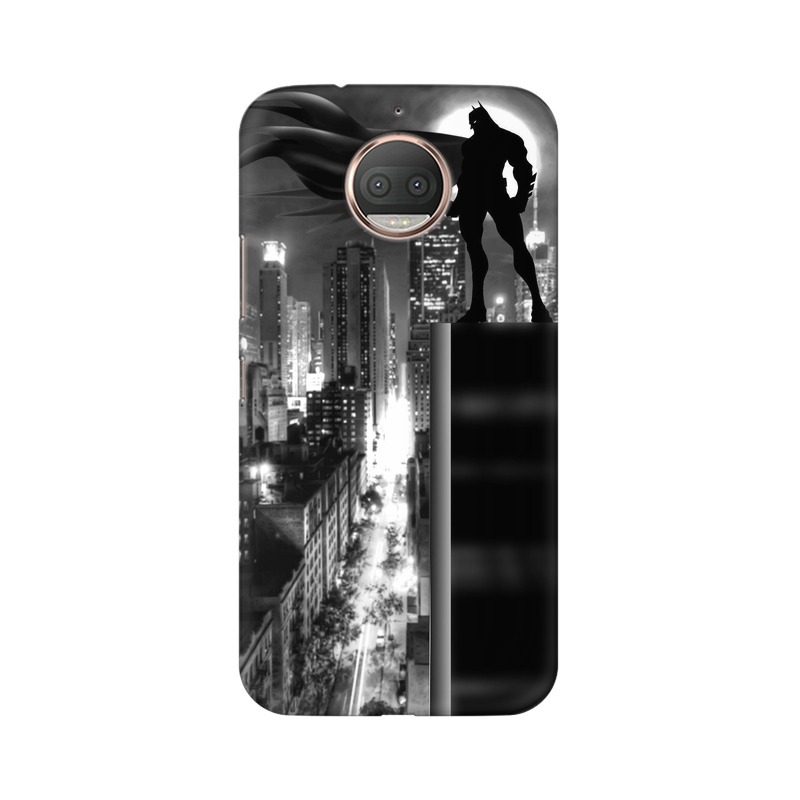 Batman Dark Knight Motorola Moto G5s Plus Mobile Cover Case