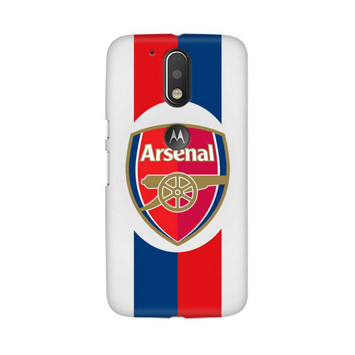 Arsenal Motorola Moto G4 Mobile Cover Case