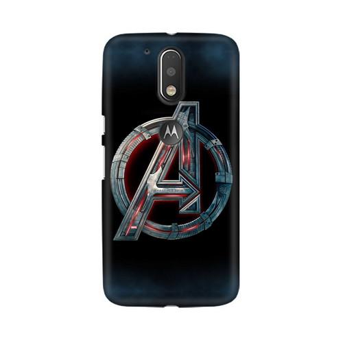 Avengers Motorola Moto G4 Plus Mobile Cover Case