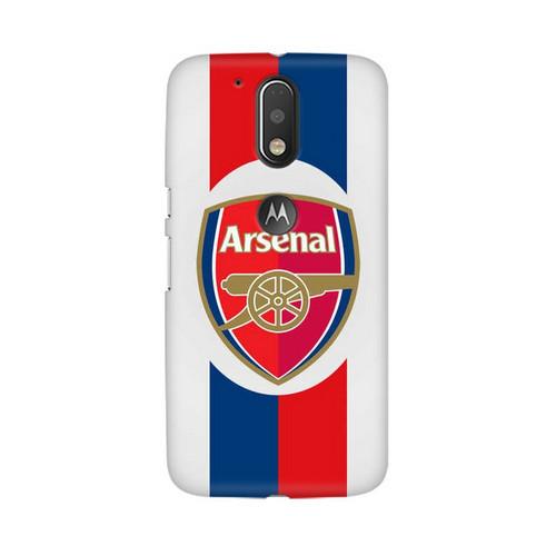 Arsenal Motorola Moto G4 Plus Mobile Cover Case