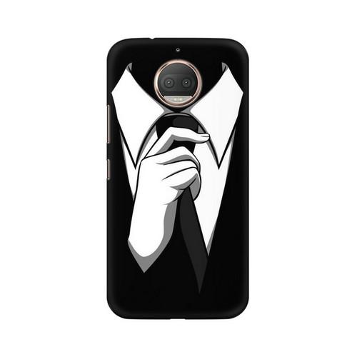 Anonymous Tie Motorola Moto G5S Mobile Cover Case