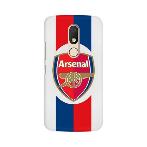 Arsenal Motorola Moto M Mobile Cover Case