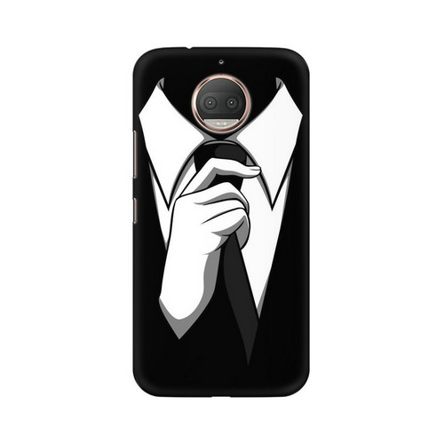 Anonymous Tie Motorola Moto G5S Plus Mobile Cover Case