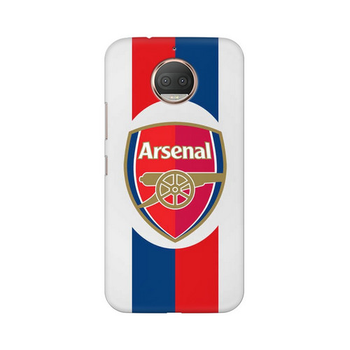 Arsenal Motorola Moto G5S Plus Mobile Cover Case