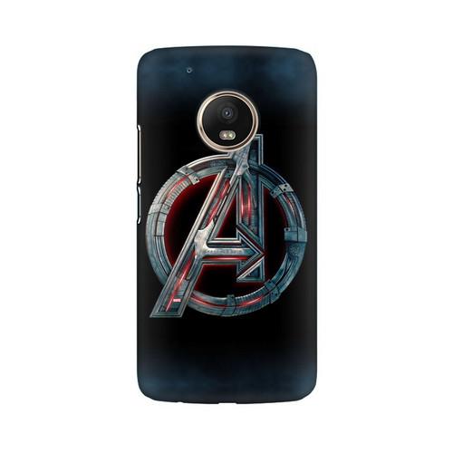 Avengers Motorola Moto G5 Plus Mobile Cover Case