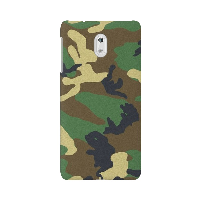Army Texture Nokia 3 Mobile Cover Case