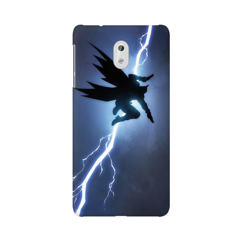 Batman Thunder Nokia 3 Mobile Cover Case