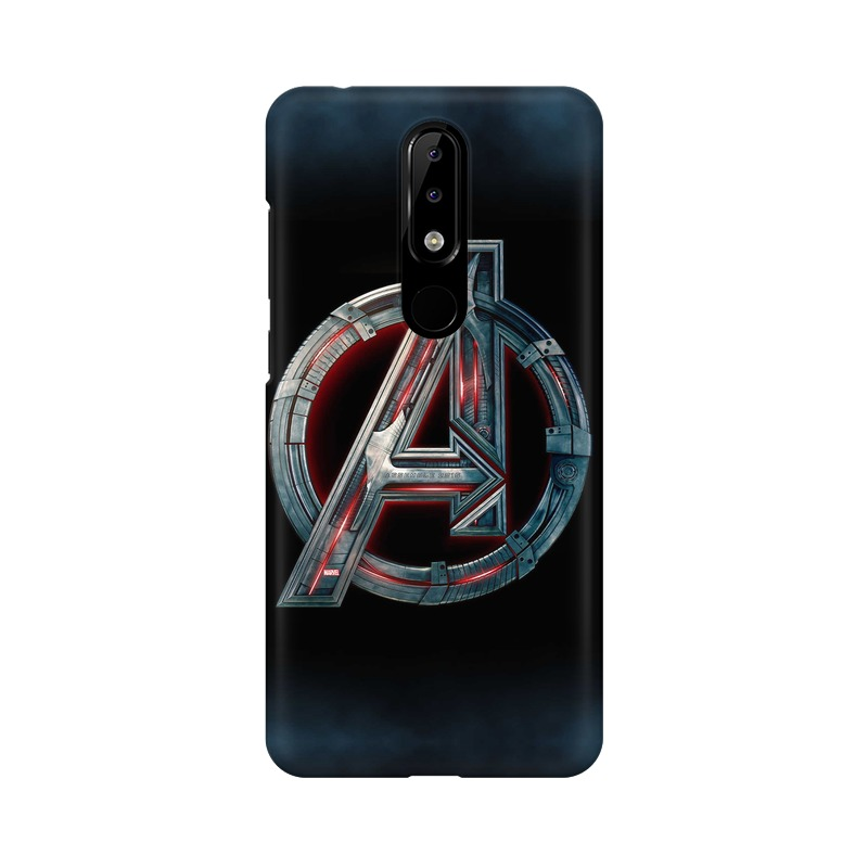 Avengers Nokia 5.1 Plus Mobile Cover Case