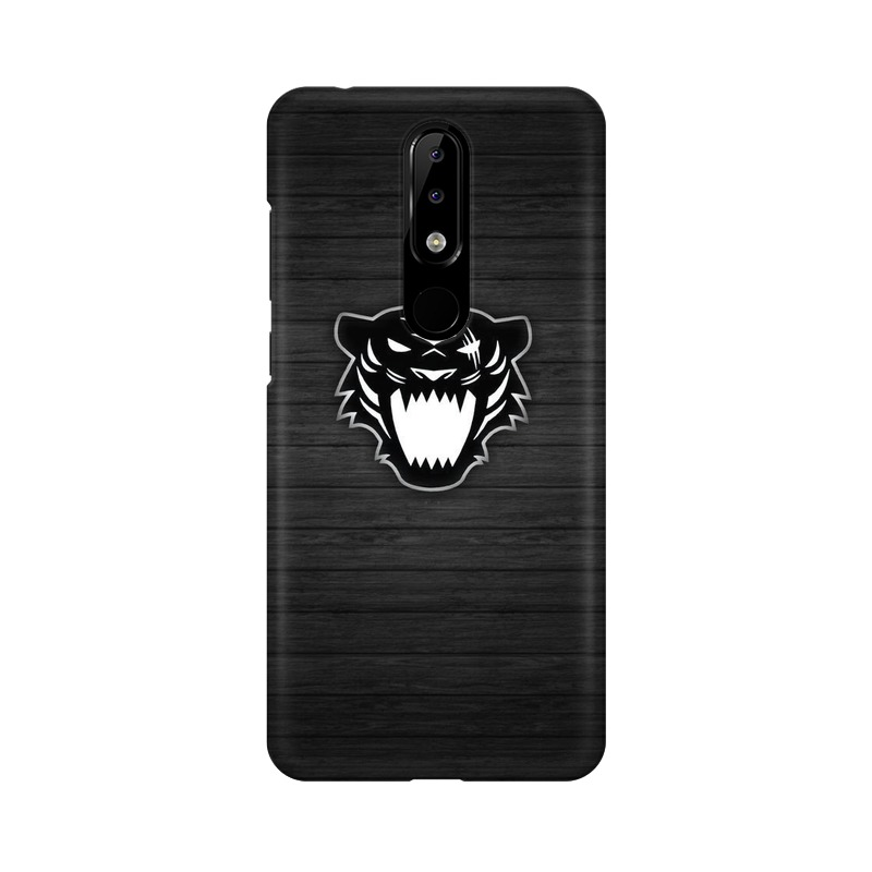 Black Panther Nokia 5.1 Plus Mobile Cover Case