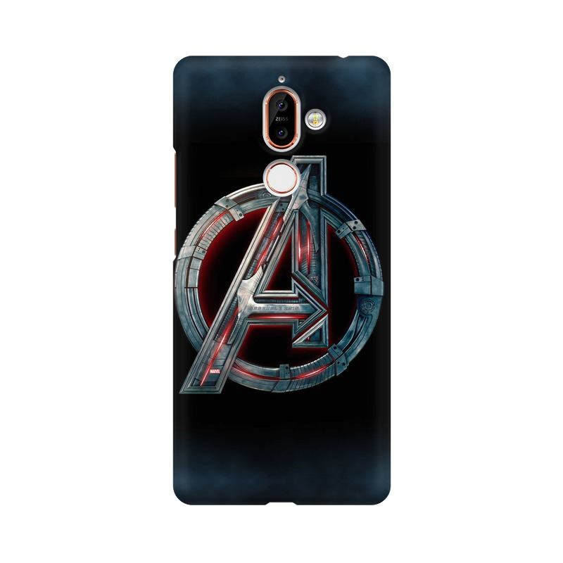 Avengers Nokia 7 Plus Mobile Cover Case