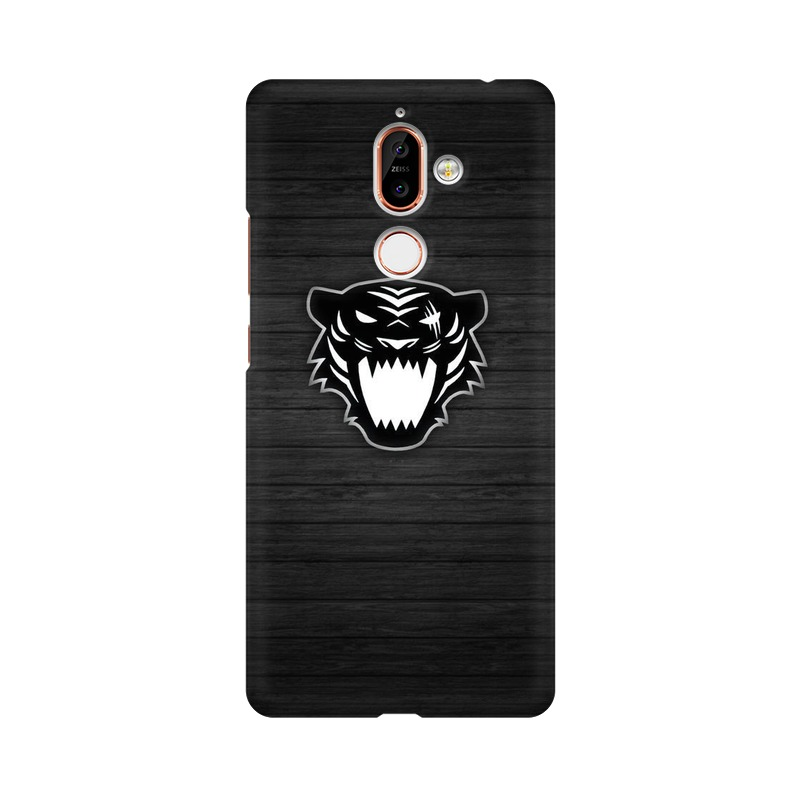 Black Panther Nokia 7 Plus Mobile Cover Case