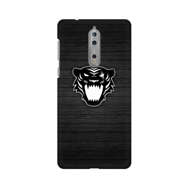 Black Panther Nokia 8 Mobile Cover Case