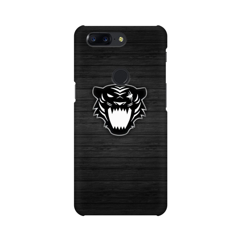 Black Panther One Plus 5T Mobile Cover Case