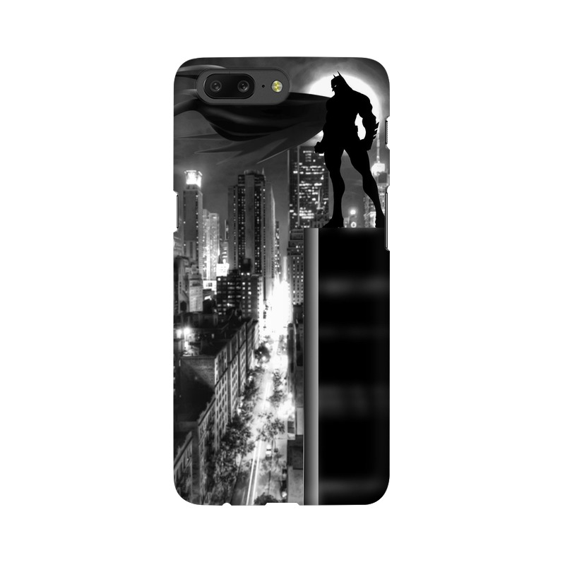 Batman Dark Knight One Plus 5 Mobile Cover Case