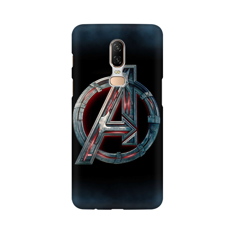 Avengers One Plus 6 Mobile Cover Case