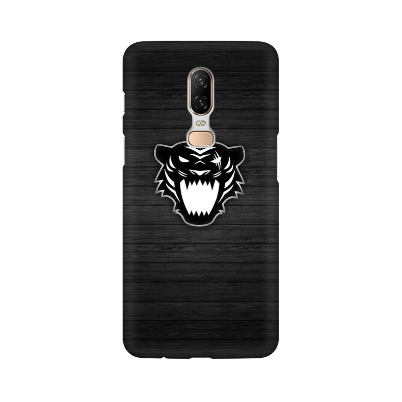 Black Panther One Plus 6 Mobile Cover Case