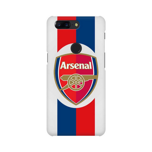 Arsenal One Plus 5T Mobile Cover Case