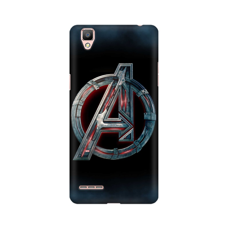 Avengers Oppo A35 Mobile Cover Case