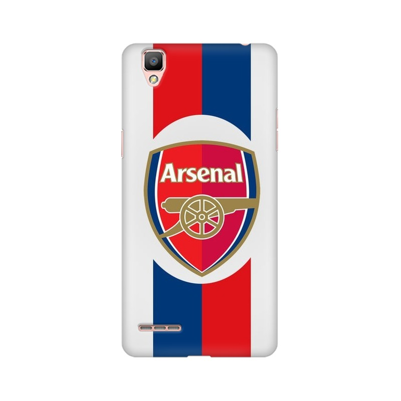 Arsenal Oppo A35 Mobile Cover Case