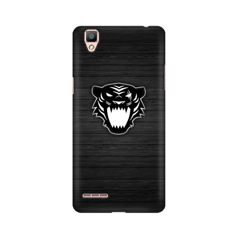 Black Panther Oppo A35 Mobile Cover Case