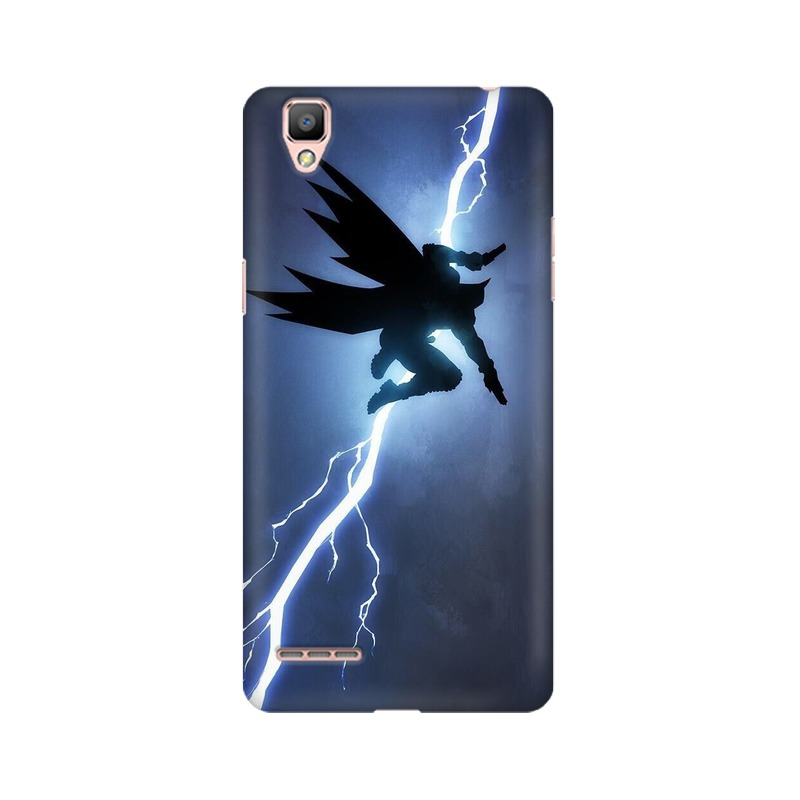 Batman Thunder Oppo A35 Mobile Cover Case