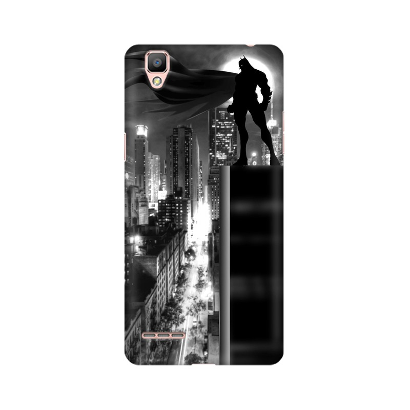 Batman Dark Knight Oppo A35 Mobile Cover Case