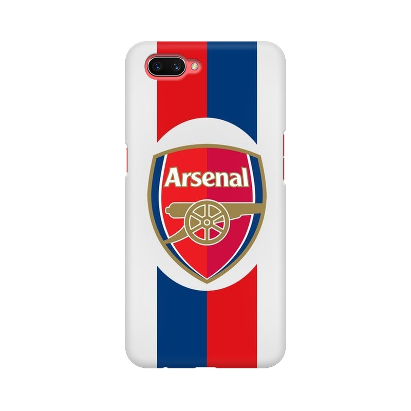 Arsenal Oppo A3S Mobile Cover Case