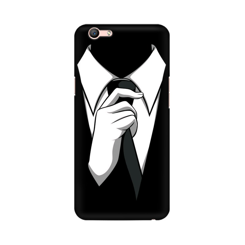 Anonymous Tie Oppo A59 Mobile Cover Case