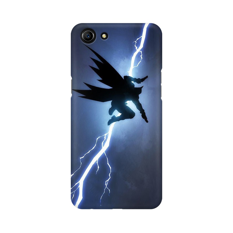 Batman Thunder Oppo A83 Mobile Cover Case